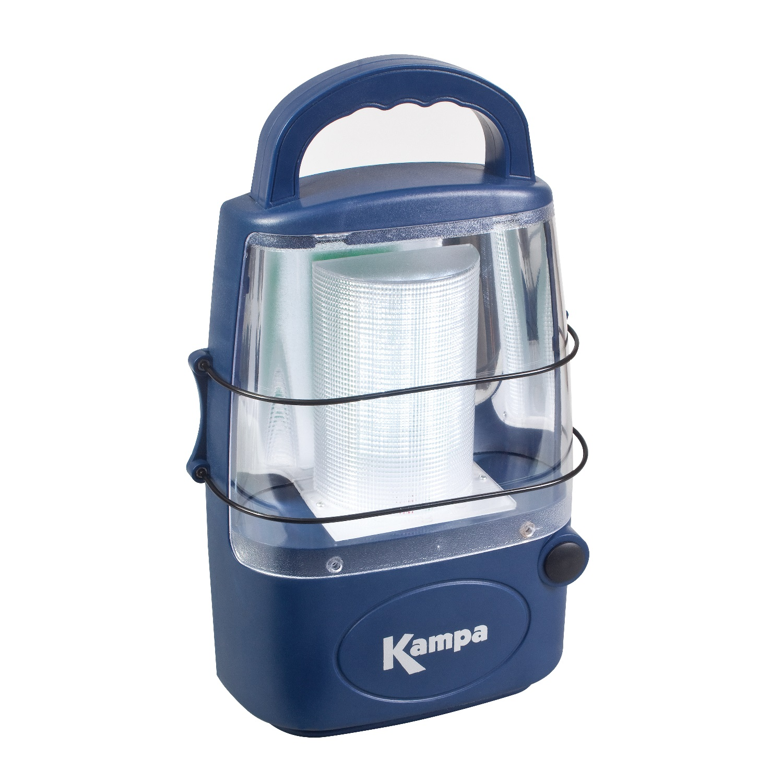 Kampa Volt 12 Amp 230v Rechargeable Lantern Aztec Leisure