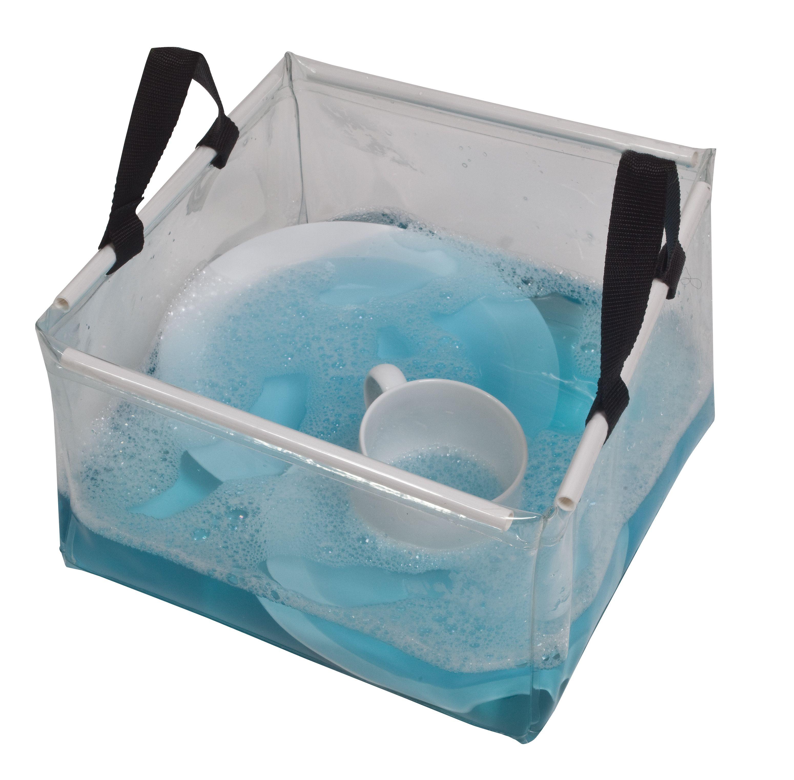 Laundry Bowl : Kampa Collapsible Washing Bowl - Aztec Leisure