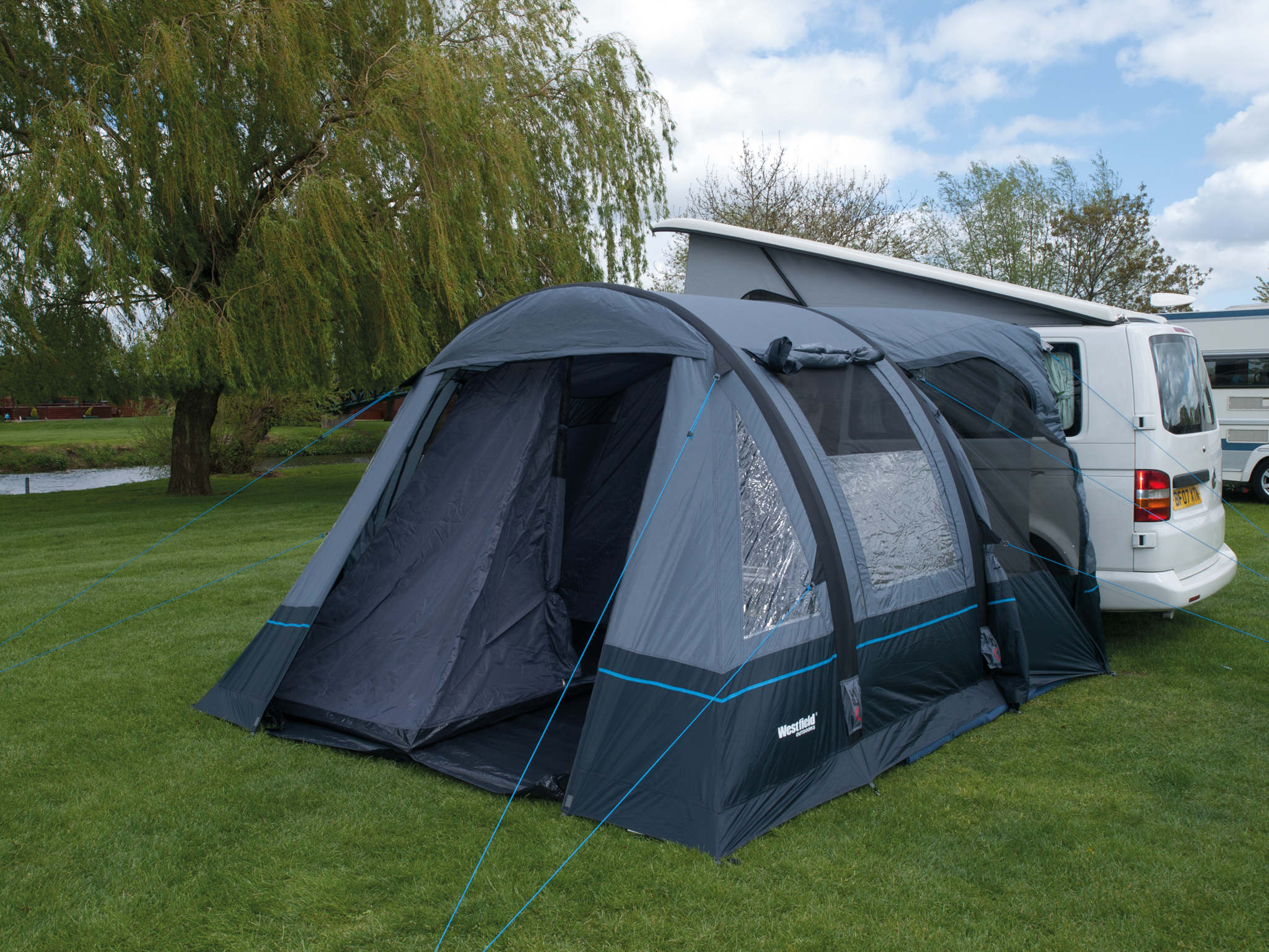 Westfield Hydra 300 Low Inflatable Drive Away Awning